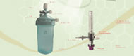 一体式湿化雾化鼻吸氧管
